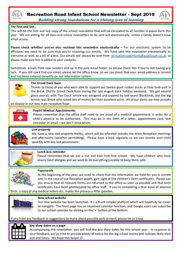 thumbnail of Rec-Road-School-Newsletter-September-2019-1(1)