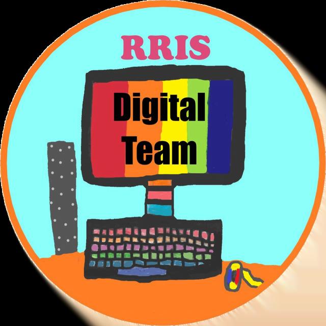 RRIS Digital Team Logo 2021
